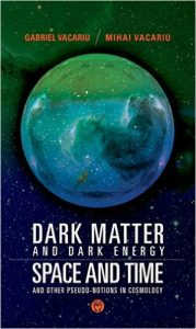 dark matter and dark energy, space and time