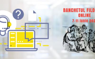 Banchetul filosofic online: 07-11 iunie 2021