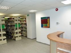 Redeschidere centru împrumut Biblioteca Facultății de Filosofie