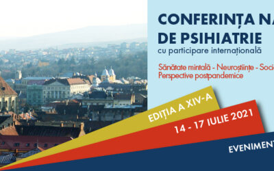 Prof. Mircea Dumitru la Conferința națională de psihiatrie