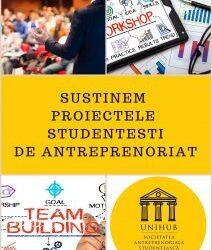 Call for papers: Programul de susținere a proiectelor studențești în domeniul antreprenoriatului